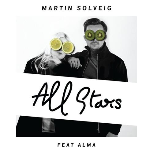3uki Remix – Martin Solveig – All Stars ft. ALMA