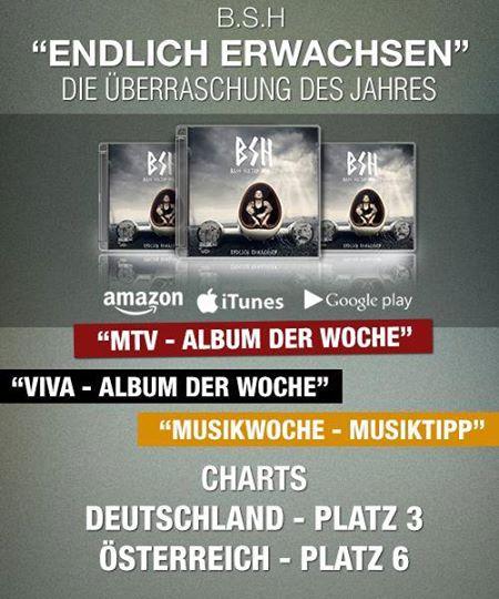 Platz 3 Albumcharts