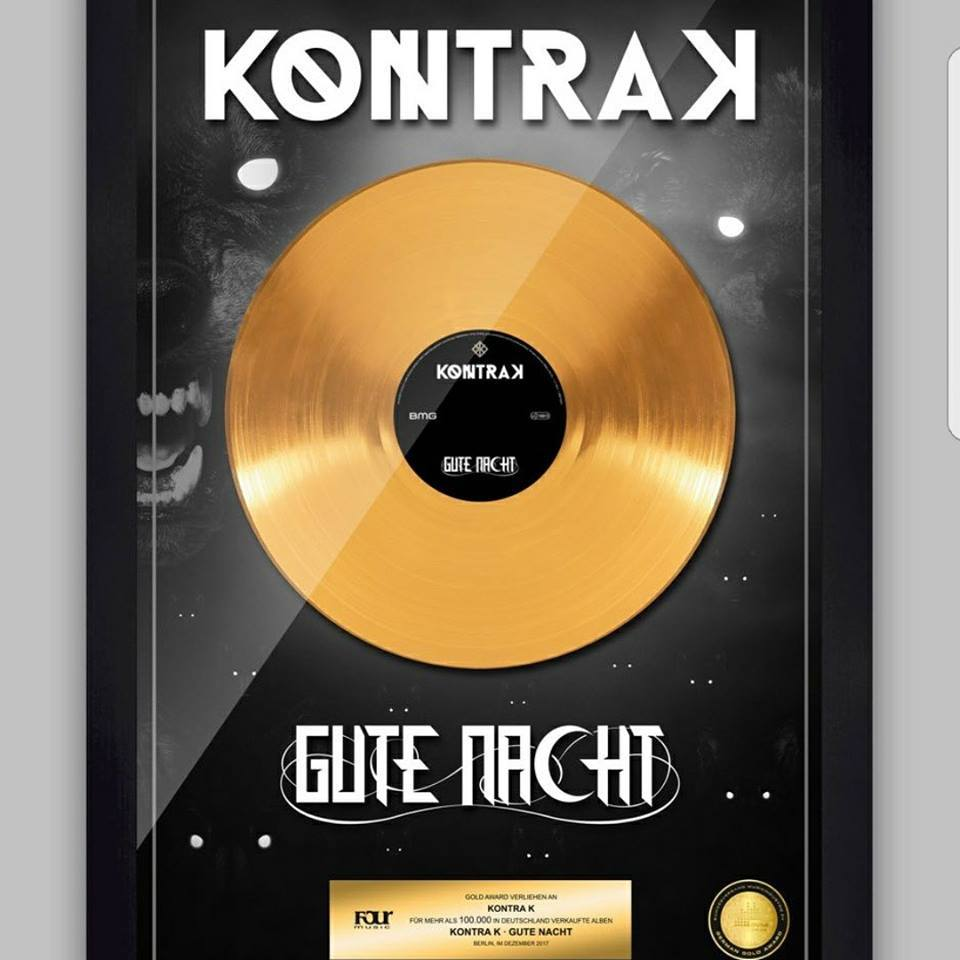 Kontra K – Gold Award