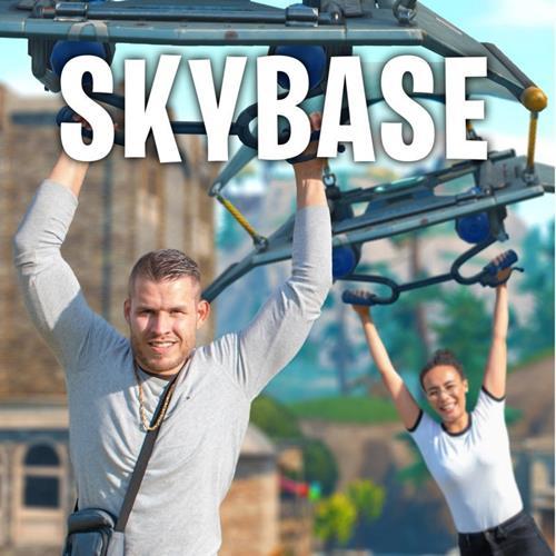"Fortnite Song ,,Skybase"" Standart Skill Feat. Ayanda"