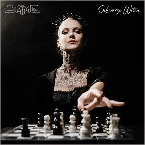 DAME – Schwarze Witwe
