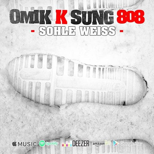 Omik K & Sung 808 – Sohle Weiss