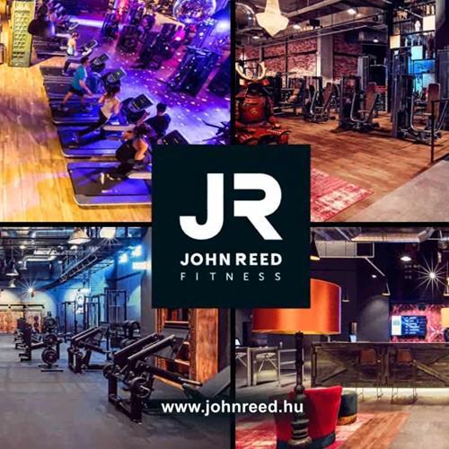 John Reed Fitness