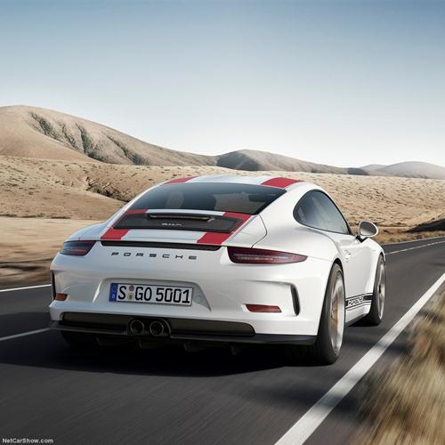 Porsche – 911R