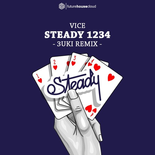 3uki – Vice Steady 1234 Remix