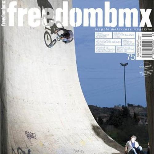 Freedom BMX Magazin 75 Heft DVD