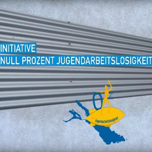 Null Prozent Jugendarbeitslosigkeit – Kampagne Bodenseekreis