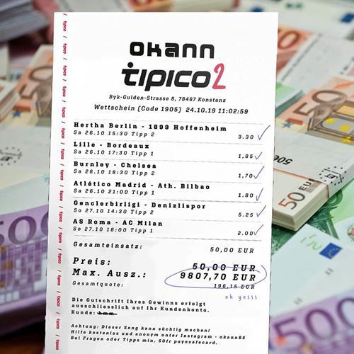 Okann – Tipico 2