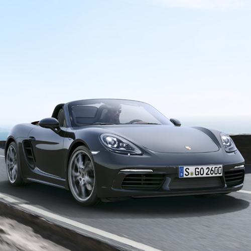Porsche – Boxster
