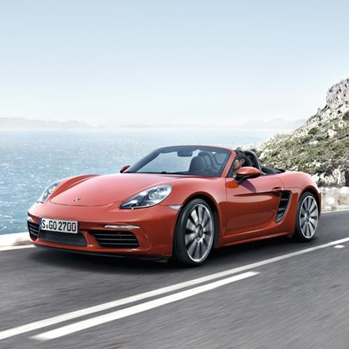 Porsche – Boxster S
