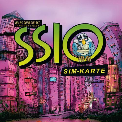 SSIO – Sim Karte