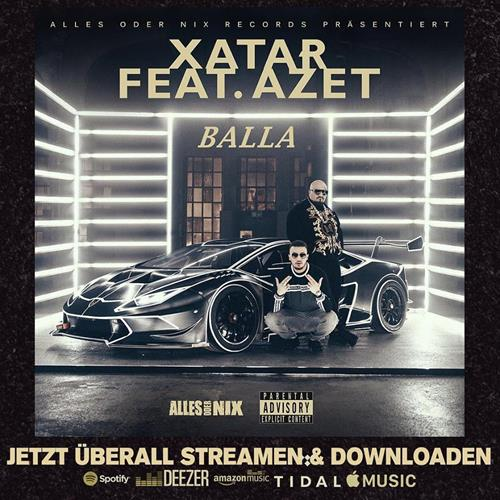 Xatar Feat. Azet – Balla