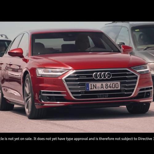 Audi – ZFAS: Wie Das Audi Herzstück Für Das Pilotierte Fahren Funktioniert